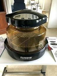pro plus oven model nuwave countertop as seen on tv
