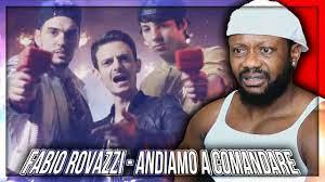 FABIO ROVAZZI - ANDIAMO A COMANDARE (Official Video)