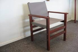 canvas chairs