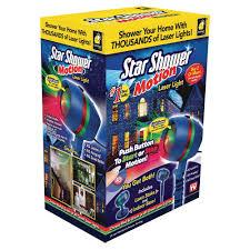 Star Motion Christmas Lights As Seen On Tv Star Shower Motion Laser Led Light Projector