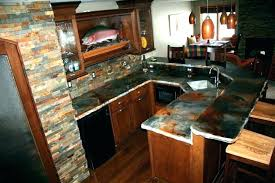 concrete countertop vs granite staining concrete can you stain white black stained vs granite concrete countertops like granite