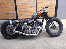 shovelhead built by fuck stock of thailand