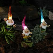 outdoor solar lighting ideas. Solar Lighting Ideas - Gnomes Outdoor