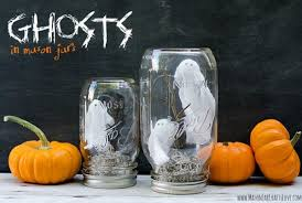 Decorating Ideas With Mason Jars Ingenious Mason Jar Halloween Decoration Ideas 44