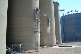 Grain Bin Home Feed Grain Bin Silo Cleaning Services Equipment Moleomaster