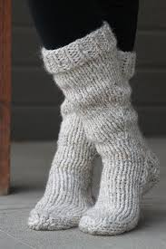 Knitted Socks Pattern Free