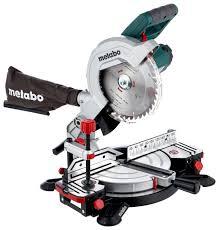 Торцовочная <b>пила Metabo KS</b> 216 M Lasercut — купить по ...