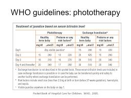 Neonatal Hyperbilirubinemia Jfk Pediatric Core Curriculum