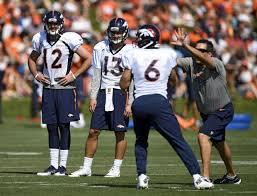 Broncos Release First Depth Chart Of 2016 Mark Sanchez