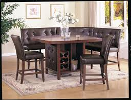 cherry counter height piece: picture of abaco counter height piece dining set