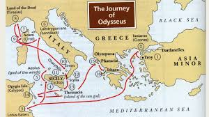 i am odysseus rdquo in medias res in the midst of things in the 13