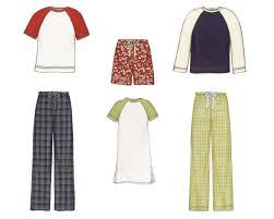 Pajama Shorts Pattern Interesting Decorating Ideas