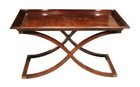 henredon coffee table designer furniture tables oxford classics heritage drop leaf