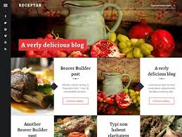 Wp Restaurant Themes Themes Archives Webman Design