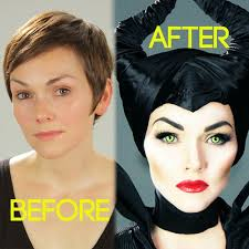how and what you need to look like angelina jolie as maleficent