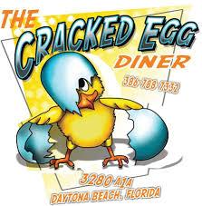 Menu Posts Florida Shores Egg Beach Diner Daytona Cracked 7vOA0