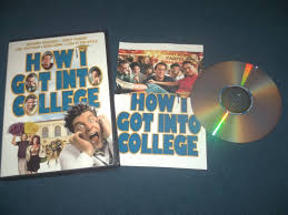 how i got into college~dvd~anthony edwards lara flynn boyle~1988 how i got into college~dvd~anthony edwards lara flynn boyle~1988 college comedy