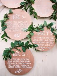 Calligraphy Wedding Seating Chart Creating The Perfect Seating Chart Wedding 101 The Pink