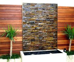 outdoor wall waterfall outdoor artificial glass water wall waterfall curtain fountain outdoor wall fountains clearance
