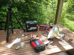 Build Your Own Green Fishing Light Build Your Own Mercury Vapor Light Setup Mercury Lighting