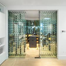 Wine Cellar Kitchen Floor Beautiful Wine Cellar Glass Floor Kitchen Contemporary With Vin De