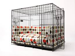image of dog crate beds style