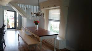 window seat furniture. Cabinets-island-table-bench-seat-window-surround Window Seat Furniture