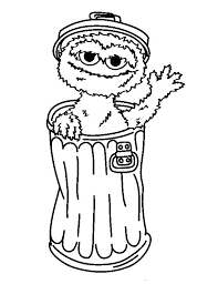 Sesame Street Coloring Page Sesame Street Coloring Pages Sesame