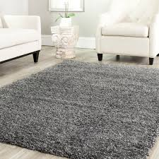 modern shag rugs black and white shag rug  unique decoration and