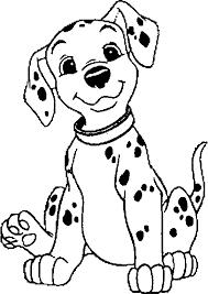 Più Recente Cane Da Colorare E Stampare Disegni Da Colorare