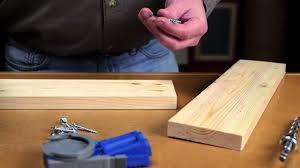 Quick Tip A Surefire Way To Check Kreg Screw Length