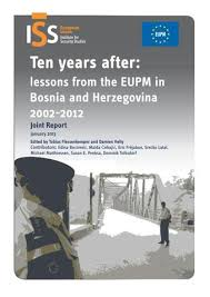<b>Ten years after</b>: lessons from the EUPM in Bosnia and Herzegovina ...