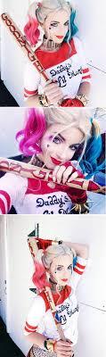 harley quinn baseball bat costume