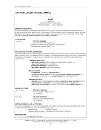 Skills To List On Your Resume Cool Examples Of Job Skills To List In A Resume Com Related For