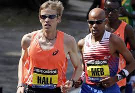 Catching up with Ryan Hall, the ...