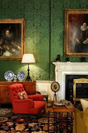 Wallpaper For Living Room The 25 Best Ideas About Damask Living Rooms On Pinterest Blue