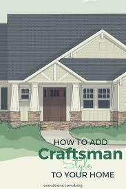 Best 25+ Craftsman style exterior ideas on Pinterest | Craftsman ...