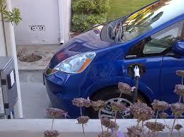 Mar Vista Eco Car Expo: Honda Fit EV