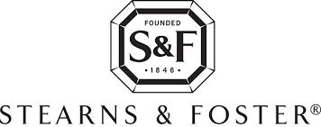 stearns and foster logo 2016. stearns and foster logo 2016