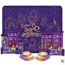 dairy milk chocolate gift packs. Perfect Packs Picture Of Cadbury Assorted Chocolates Diwali Gift Packs 530 Gm  With Tea  Light Inside To Dairy Milk Chocolate B