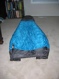 Weekend hiker: Review of the GoLite Ultra 20 down quilt & Down is the warmest insulation you can get for it's weight (for those  interested in the down vs synthetic debate scroll down to the bottom of  this post for ... Adamdwight.com