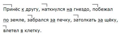 Правописание суффиксов приставок и предлогов Проверочная работа  c 51 maksimova