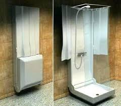Lowes Shower Stalls Kits Corner Shower Stall Kits Design Outstanding
