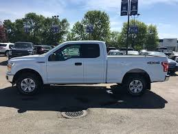 2018 ford 4x4. perfect 4x4 whiteoxford white 2018 ford f150 xlt 4x4 left side photo in on ford
