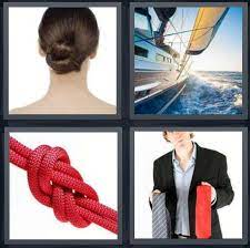 4 pics 1 word answer for bun sailboat