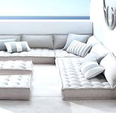 Floor Seat Cushions Appealing Floor Cushion Seating Pictures Best
