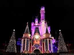 disneyland christmas castle wallpaper. Delighful Disneyland Intended Disneyland Christmas Castle Wallpaper T