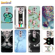 huawei 6x case. for huawei honor 6x case cover camera tape cat owl balloon soft silicone tpu 6x r