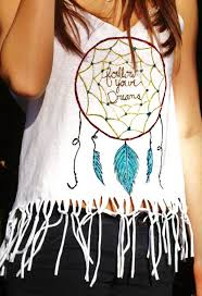Dream Catcher Shirt Diy Interesting Dream Catcher Shirt Diy DIY Tshirt Dreamcatcher ♡ YouTube 32