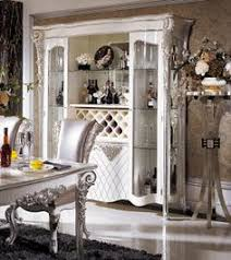 silver dining room in italian style top and best italian clic furniture